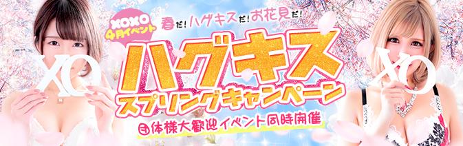【4月】スプリングキャンペーン